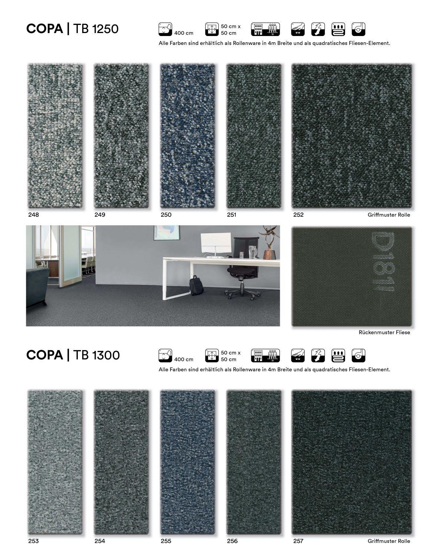 Dural Copa Objekt Teppichböden Seite 16